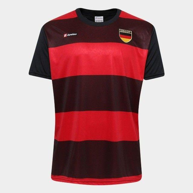 Camisa Alemanha 2014 N° 10 Lotto Masculina