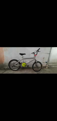 Bicicleta para manobraa em aluminio