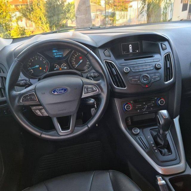 Ford Focus Sedan SE *Ano 2016* *Cambio automático* *Único Dono - Foto 4
