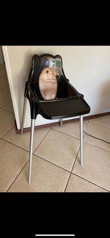 Cadeira para Refeição Infantil Tramontina Teddy em Polipropileno