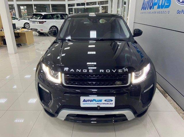 RANGE ROVER EVOQUE 2017/2018 2.0 16V SI4 GASOLINA SE DYNAMIC 4WD AUTOMÁTICO - Foto 5