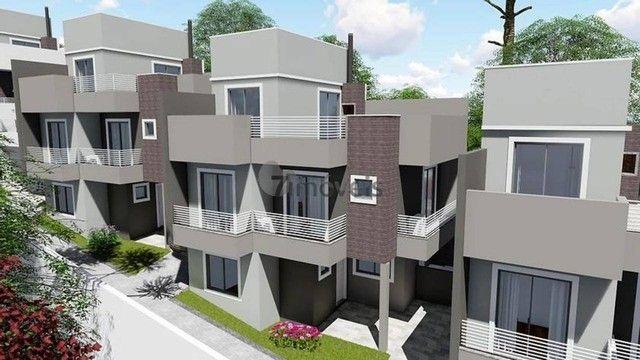 Sobrado com terraço em Condomínio, 3 quartos, 2 vagas - Foto 10