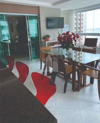 Lindo Apartamento com Ampla Sacada e Vista para o Mar na Barra Sul - Foto 7
