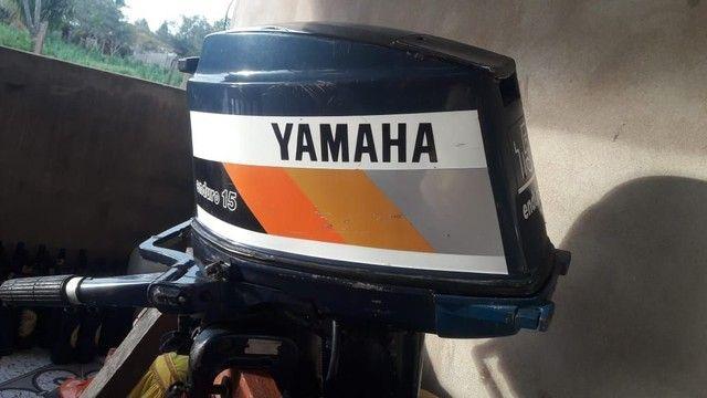 Motor 15 Yamaha