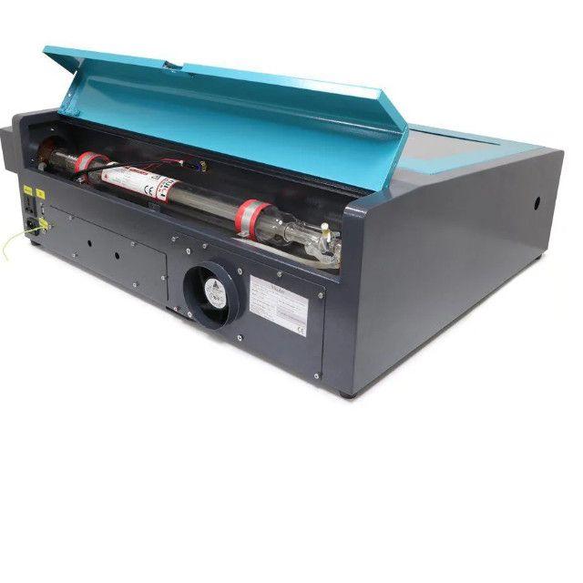 Router Laser, corte e gravação laser, tubo de 50W- No Rio grande do Sul. - Foto 4