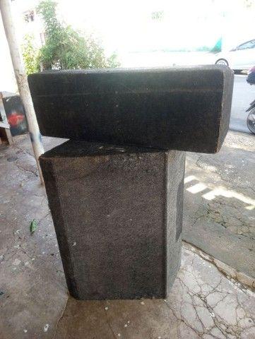 Armaçao de caixa de som - Foto 4