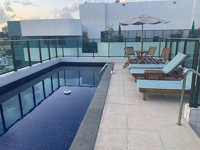 Apartamento para venda possui 109 metros quadrados com 3 quartos em Jatiúca - Maceió - AL - Foto 11