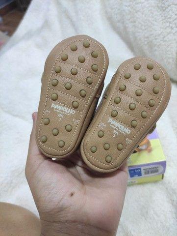 Sandália pimpolho - bebê - número 3 - Foto 3