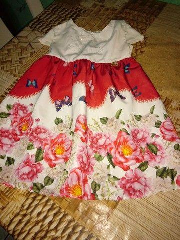 Vestido flores  - Foto 2