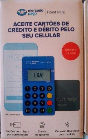Maquininha Mercado Pago Novo Modelo Com Aproximação - Foto 6