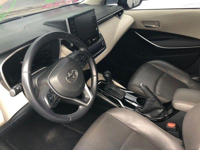 Corolla Altis 2020 Completo + GNV Entr. 48x 2.490,00 - Foto 6