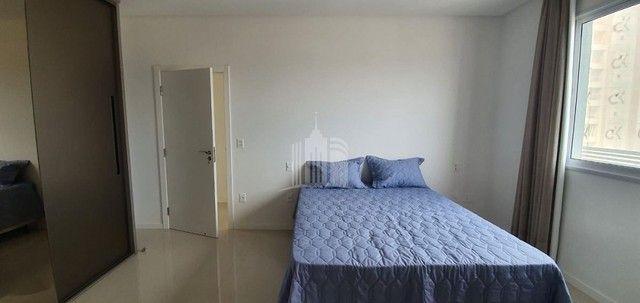 Apartamento Novo Mobiliado com amplo Living - Foto 12