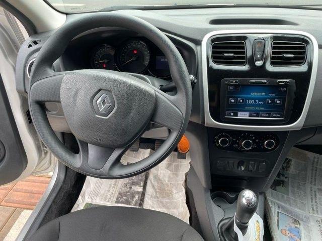 Renault sandero 2015 1.0 expression 16v flex 4p manual - Foto 8