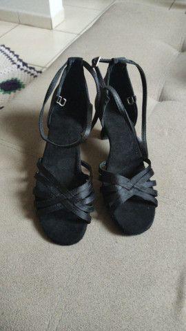 Sandalia de dança