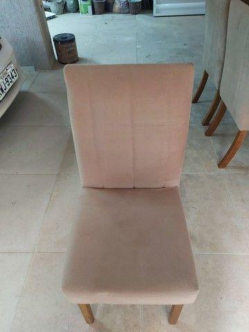 Mesa 8 lugares com cadeiras  - Foto 4