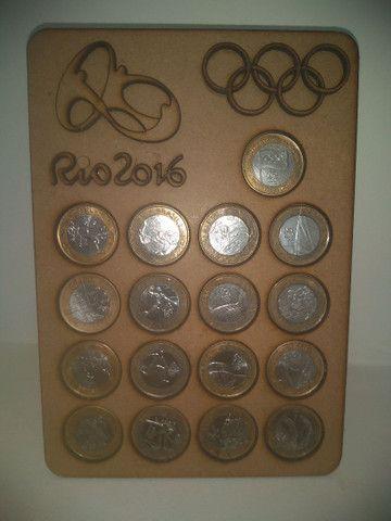 Quadro das Olimpíadas 2016