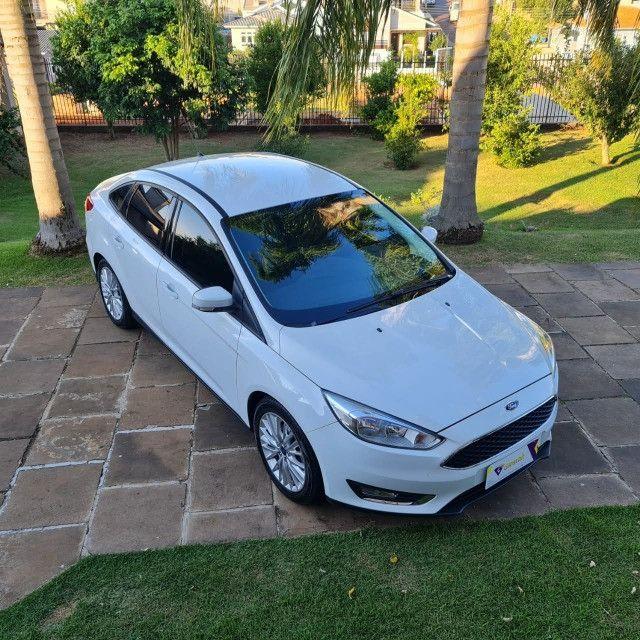 Ford Focus Sedan SE *Ano 2016* *Cambio automático* *Único Dono - Foto 12