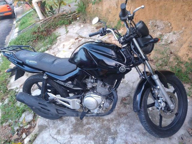 Moto Yamaha 125ED factor 2012/2012 - Foto 4