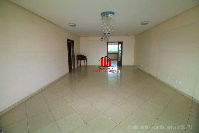 Residencial Nau Captânia Apto de 193 M² 03 Suites - Varanda Ampla  - Foto 10
