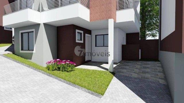 Sobrado a venda tem 151m² com 3 quartos em Campo Comprido - Curitiba - PR - Foto 13