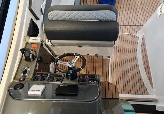 Lancha Phantom 37,5 Hard top , ano 2018, barco impecável. - Foto 3