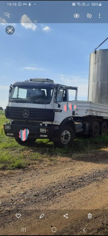 Mercedes bens 2638
