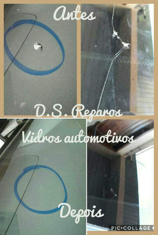 Reparos de vidros