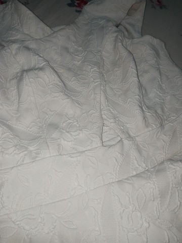 Vestido Rosachick Branco - Foto 2