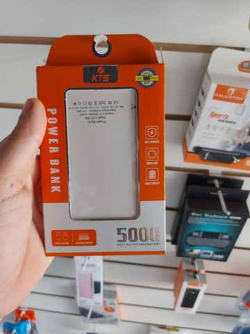 Power Bank 5000mAh (Novo)