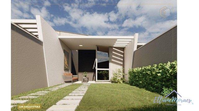 Casa com 3 dormitórios à venda, 103 m² por R$ 295.000,00 - Timbu - Eusébio/CE - Foto 7