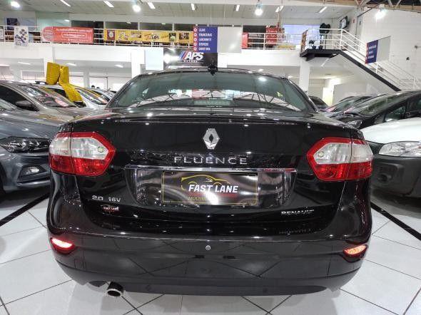 Renault FLUENCE Sed. Dynamique 2.0 16V FLEX Aut. 2012/2013 - Foto 4