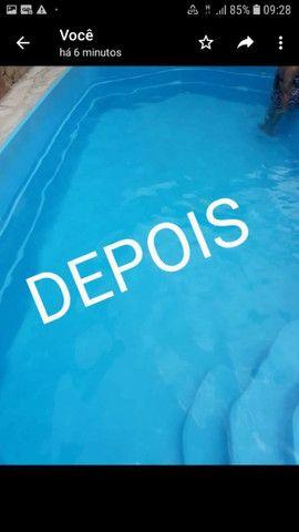 Limpeza de piscinas - Foto 2