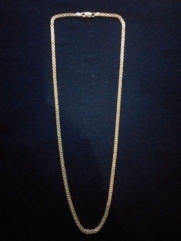 Cordão de prata italiana