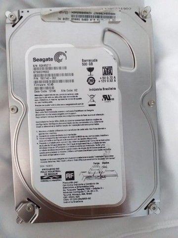 HD de 500GB para PC