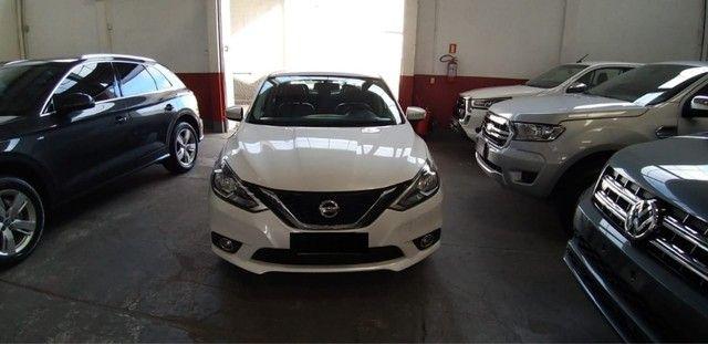 Nissan Sentra SV 2.0 FlexStart 16V Aut Couro (Carro Impecável!)
