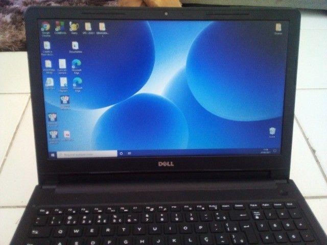 Notebook Dell - 1Tb com 4GB de Ram - Foto 3