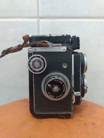 Antiguidade - Câmera Fotográfica Ricohflex - Foto 3