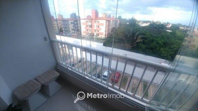 Apartamento com 3 quartos à venda, 77 m² por R$ 420.000 - Jardim Eldorado - mn - Foto 3