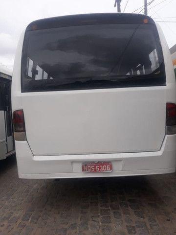 Micro onibus w9 2009