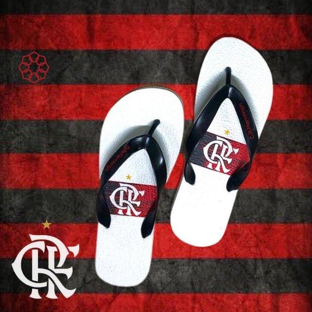 Chinelos do Flamengo  - Foto 5