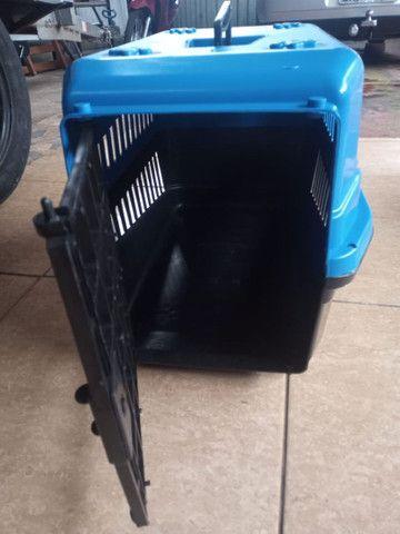Casinha de transporte de cachorro - Foto 2