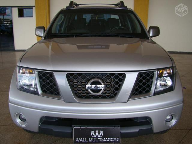 NISSAN FRONTIER 25 SE ATTACK 4X4 CD TURBO ELETRONI