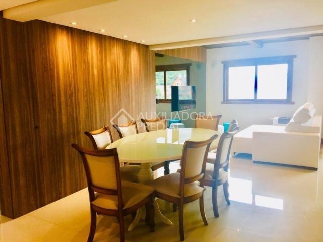 Apartamento para alugar com 4 dormitórios em Centro, Gramado cod:260286 - Foto 3