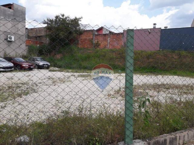 Terreno para alugar, 600 m² por r$ 3.000/mês - fazenda grande - jundiaí/sp