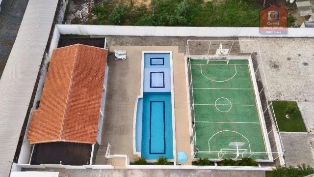 Apartamento residencial para venda e locação, Nova Parnamirim, Parnamirim LV0149