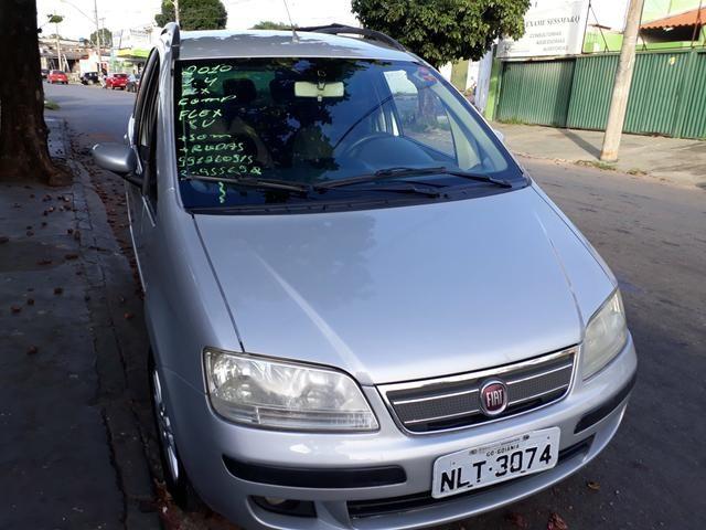 Fiat Idea 1.4 2010 completa