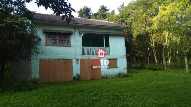 Casa com 4 dormitórios à venda,- Morro dos Conventos - Araranguá/Santa Catarina