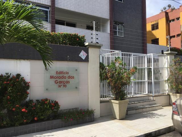 Apartamento no ed. morada das garças para venda com 93 m2 e 3 quartos em Papicu - Fortalez - Foto 2