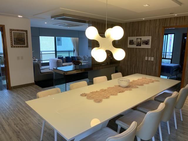 Apartamento para venda com 217 metros quadrados com 4 quartos em Meireles - Fortaleza - CE - Foto 9