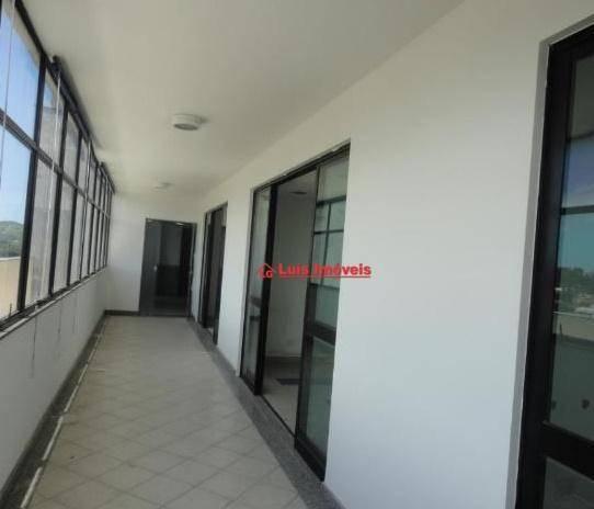 Sala para alugar, 23m² por R$700/mês - Piratininga - Niterói/RJ - SA0014